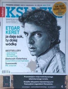 Książki • Magazyn do czytania nr 21 [Etgar Keret, Krzysztof Varga, Jerzy Sosnowski]