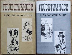 Lion Feuchtwanger • Lisy w winnicy