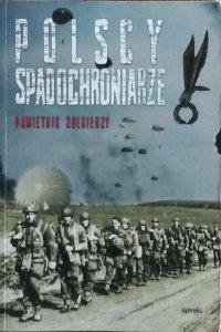 Grzegorz Korczyński • Polscy spadochroniarze