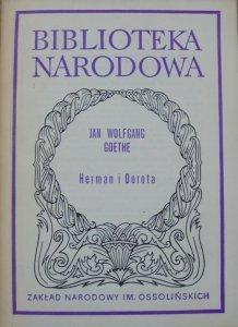Jan Wolfgang Goethe • Herman i Dorota