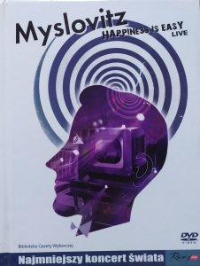 Myslovitz • Happiness is Easy Live • DVD