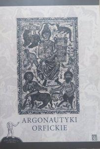 przekład Emilia Żybert • Argonautyki orfickie