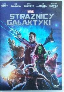 James Gunn • Strażnicy Galaktyki • DVD