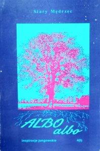 Albo 4/1992. Problemy psychologii i kultury • Stary Mędrzec [Jung]