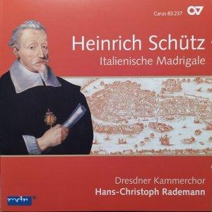 Heinrich Schutz • Italienische Madrigale • CD