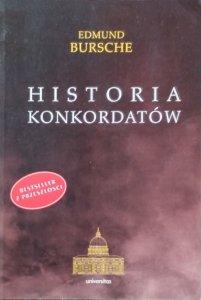 Edmund Bursche • Historia konkordatów