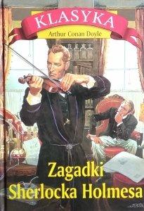 Arthur Conan Doyle • Zagadki Sherlocka Holmesa