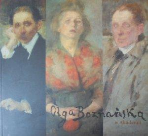 Olga Boznańska w Akademii • Katalog wystawy