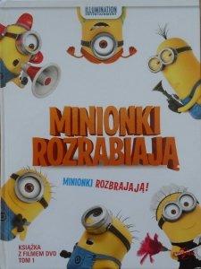 Pierre Coffin, Chris Renaud • Minionki rozrabiają • DVD