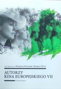 red. Patrycja Włodek, Kamila Żyto • Autorzy kina europejskiego VII