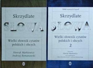 Markiewicz, Andrzej Romanowski • Skrzydlate słowa [komplet]