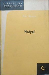 O.R. Gurney • Hetyci