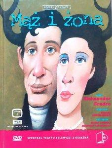 Bohdan Korzeniewski • Mąż i żona. Spektakl Teatru Telewizji z książką • DVD