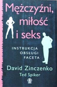David Zinczenko • Mężczyźni, miłość i seks