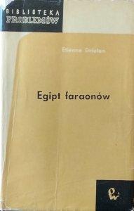 Etienne Drioton • Egipt faraonów