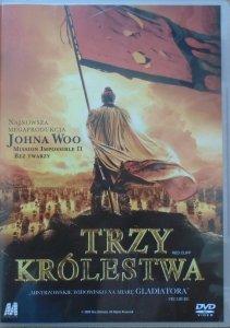 John Woo • Trzy królestwa • DVD