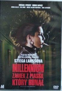Daniel Alfredson • Millennium: Zamek z piasku który runął • DVD