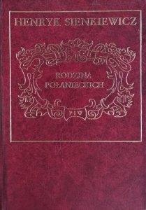 Henryk Sienkiewicz • Rodzina Połanieckich