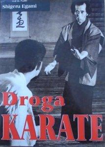 Shigeru Egami • Droga karate