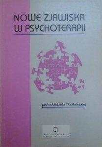 Maria Lis-Turlejska • Nowe zjawiska w psychoterapii [Lacan, psychoanaliza, Gestalt, Mindell, Milton H. Erickson]