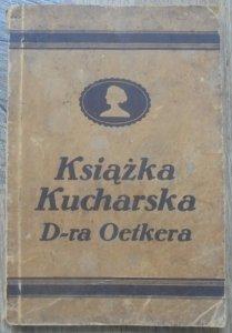 Książka kucharska D-ra Oetkera [1937]