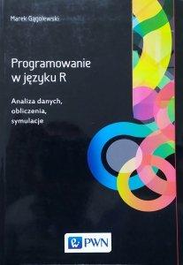 Marek Gągolewski • Programowanie w języku R. Analiza danych, obliczenia, symulacje