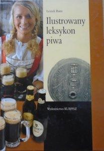 Leszek Rum • Ilustrowany leksykon piwa