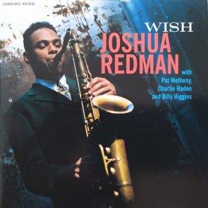 Joshua Redman • Wish • CD