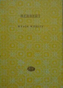 Zbigniew Herbert • Wybór wierszy