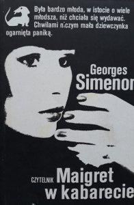 Georges Simenon • Maigret w kabarecie
