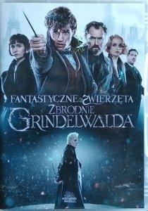 David Yates • Fantastyczne zwierzęta: Zbrodnie Grindelwalda • DVD