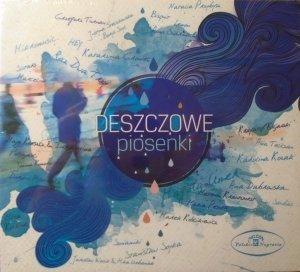 różni wykonawcy • Deszczowe piosenki • 2CD [Hey, Raz Dwa Trzy, Sistars, Soyka]