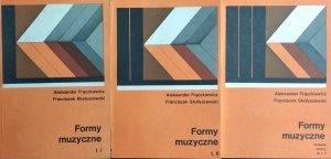 Aleksander Frączkiewicz • Formy muzyczne [komplet]