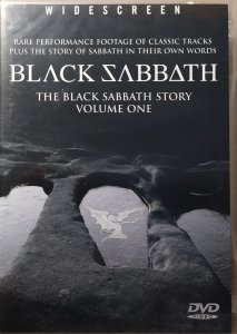 Black Sabbath • The Black Sabbath Story: Volume One • DVD