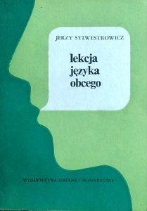 Jerzy Sylwanowicz • Lekcja języka obcego