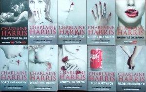 Charlaine Harris • Czysta krew [komplet]