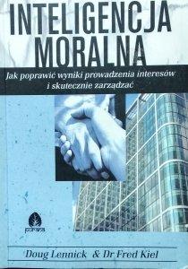 Doug Lennick • Inteligencja moralna