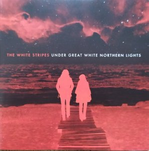 The White Stripes • Under Great White Northern Lights • CD+DVD