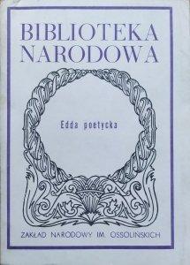 red. Apolonia Załuska-Stromberg • Edda poetycka