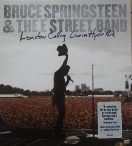 Bruce Springsteen & The E Street Band • London Calling. Live in Hyde Park • DVD