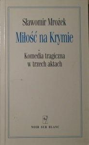 Sławomir Mrożek • Miłość na Krymie