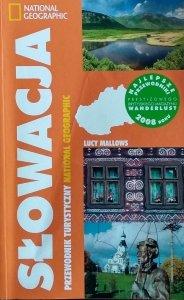 Lucy Mallows • Słowacja. Przewodnik turystyczny