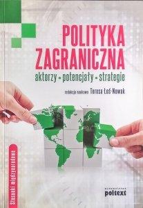 Teresa Łoś Nowak • Polityka zagraniczna