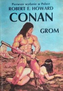 Robert E. Howard • Conan Grom