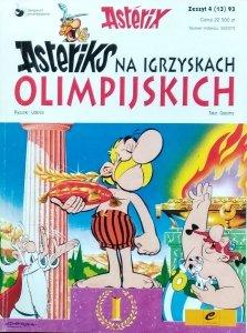 Gościnny, Uderzo • Asterix. Asteriks na igrzyskach olimpijskich. Zeszyt 4/93