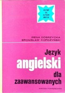 Irena Dobrzycka, Bronisław Kopczyński • Język angielski dla zaawansowanych
