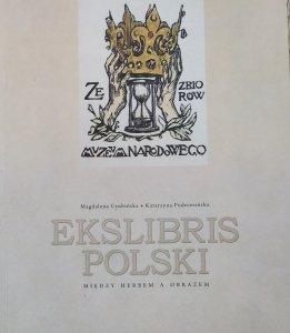 Magdalena Czubińska, Katarzyna Podniesińska • Ekslibris polski. Między herbem a obrazem