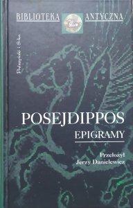 Posejdippos • Epigramy [Biblioteka Antyczna]