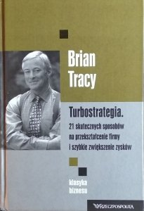 Brian Tracy • Turbostrategia