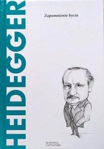 Arturo Leyte • Heidegger. Zapomnienie bycia